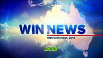 Morwell Fire News, Debate over Latrobe Valley deaths during mine fire, ABC, WIN, 15/09/2014