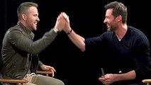DEADPOOL interviewe WOLVERINE ! Ryan Reynolds Versus Hugh Jackman