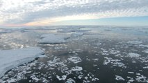 Arctic ice melting at faster rate than first thought