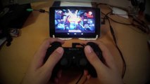 How to pair PS3 controller to Android(no root) - video