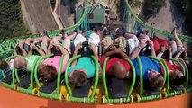 Zumanjaro Drop of Doom POV Worlds Tallest Drop Ride Six Flags Great Adventure