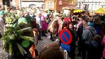 Le Carnaval de Tournai 2016 bat son plein