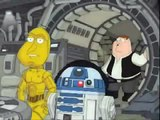 Family Guy Presents Blue Harvest - TIE Fighters Clip
