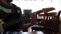 Pixies - Nimrod's son (guitar cover)
