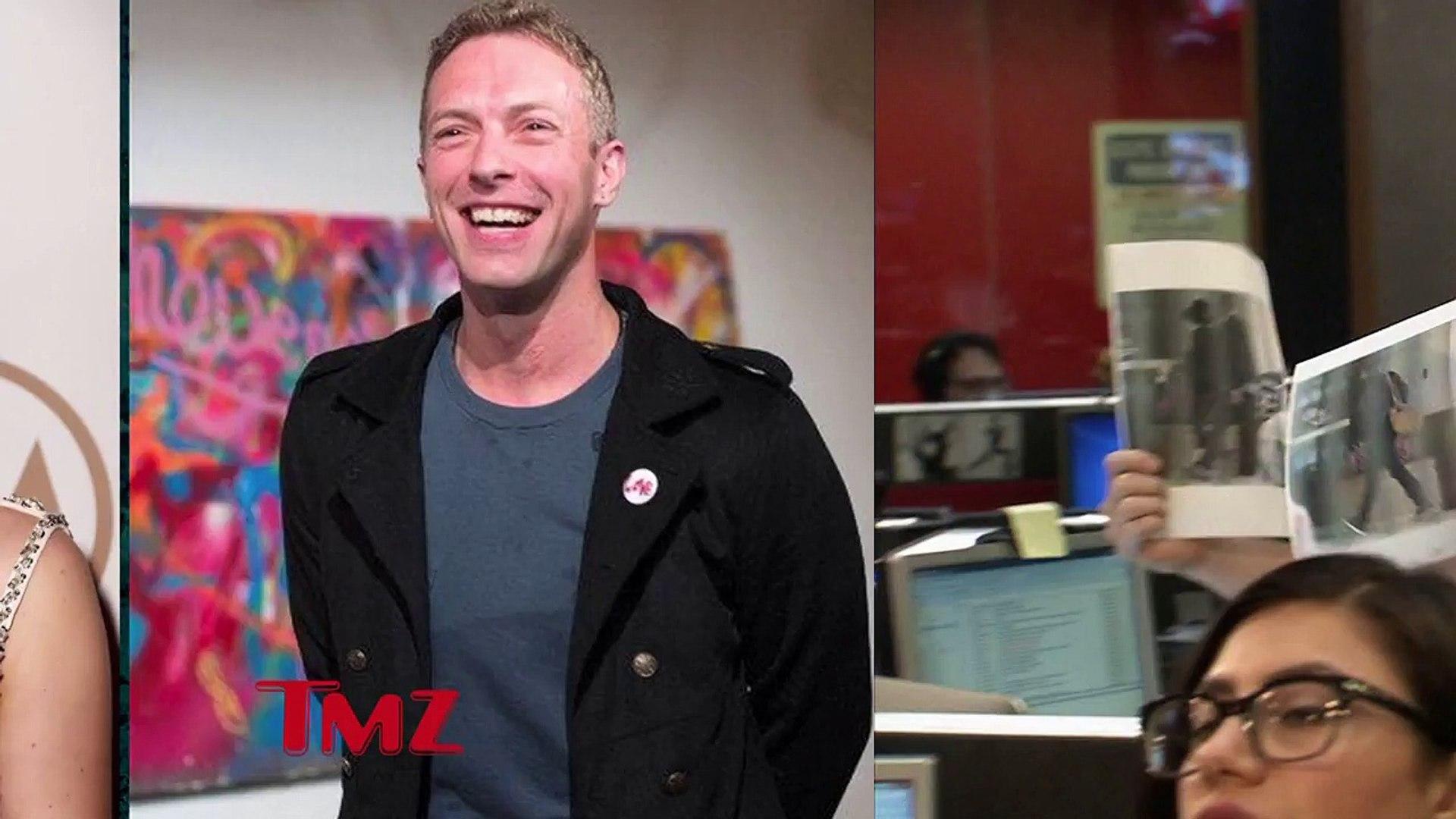 Chris Martin and Jennifer Lawrence together?!!
