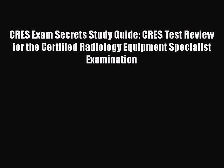 Radiology Exam