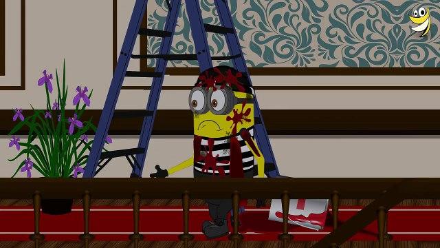 Mr And Mrs Minions ~ Funny Minions Mini Movies Cartoon ~ Part 2 [HD] 1080P