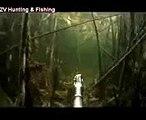 Подводный охотник ловля щуки подводная рыбалка