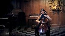 Maitane Sebastián - JS Bach - Courante - Suite pour violoncelle n° 3 en do majeur, BWV 1009