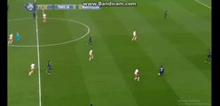 Lucas Moura Super DEFENSE | Paris Saint Germain 0-0 Montpellier 05-03-2016