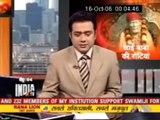 SAI BABA KI ROTI, part=2,Indian TV News Channels,s.k.kapoor,Chairman sai mandir lodhi road mandir