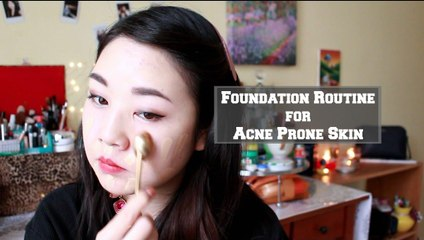 How To: Foundation & Concealer Routine for Trouble Skin Type (Acne, Hyper-pigmentation, Sun Spots)