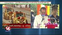 Governor ESL Narasimhan Speech At Parade Grounds   67th Republic Day Celebrations   Hyderabad