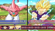 DragonBall Z: Battle of Z Training - Episode 1 (DBZ Budokai Tenkaichi 3 Gameplay)