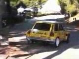 Accidents Renault 5 Alpine,,Turbo, GT turbo en rallye