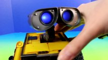 Disney Pixar Interactive WallE Eve Robot Talking Toys Just4fun290 - 2015