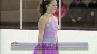 Karlee Dahlen Intro Interp Gr3 StarSkate Final 2016