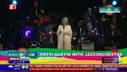Penampilan Patti Austin di Java Jazz 2016