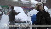 Hautes-Alpes : 70 cm de neige la nuit passée à Montgenèvre