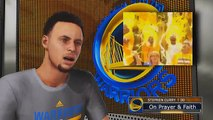 NBA 2K17 Pro-Am Stephen Curry vs LeBron James Gameplay (NBA 2K17 Stephen Curry Talks) (FULL HD)