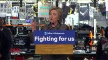 Bernie Sanders Wins Democratic Caucuses in Kansas, Nebraska