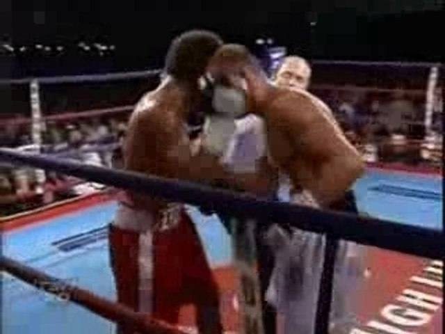 Micky ward vs emanual burton foty 2001by Damien