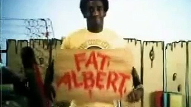 Fat Albert and the Cosby kids introduction