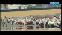 Le Mans Classic 2006 Grid 4 cars 1962 65)
