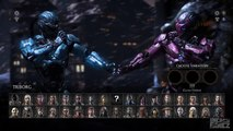 Mortal Kombat X: How To Play As Cyber Sub Zero! (MKXL)
