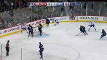 Pacioretty sets up Galchenyuk with a nice no look pass through his legs