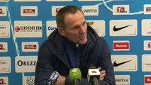 Réactions des entraîneurs après Tours FC - FCSM