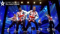 Karizma Krew - Britain's Got Talent 2012 audition - UK version