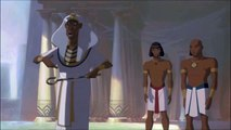 The Prince of Egypt - Moses and Ramses are scolded by their father HD
