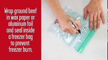5 Things You Should Never Do with Ground Beef Cooking Tips