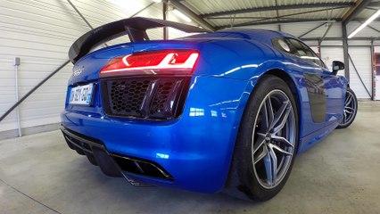 Super Mécanique / Audi R8 V 10 plus