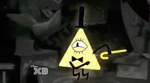 Gravity Falls-Bill Cipher-Bill Nye The Science Guy