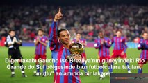 Ronaldinho Gaucho KİMDİR ? (Who is the RONALDİNHO ?)