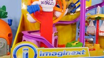 NEW Spongebob Squarepants Glove World Imaginext Playset Toys Roller Coaster By Disney Cars Toy Club