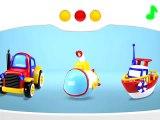Mon Petit Sous-marin. Jeu d'assemblage. Dessin animé français pour enfants  Dessins Animés Pour Enfants