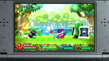 Kirby Planet Robobot - Reveal Gameplay - Nintendo Direct [ 3DS ]