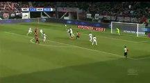 NEC Nijmegen vs Heracles Santos Aamazing GOAL 1:0
