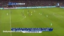 Edinson Cavani Goal HD - St Etienne 0-1 PSG - 02-03-2016 -FOOTBALL MANIA