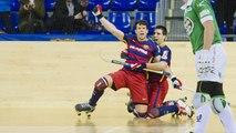 [HIGHLIGHTS] HOQUEI PATINS (Eurolliga)): FCB Lassa - HCLiceo (6-0)
