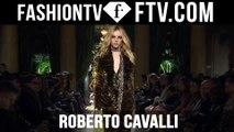 Roberto Cavalli Runway Show at Milan Fashion Week F/W 16-17 | FTV.com