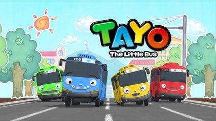 [Tayo Español la Serie 1] #03 Primero conduce de Tayo
