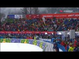 Alpine Skiing 2015-16 World Cup Men's Slalom 2^ Run Kranjska Gora; 06.03.2016