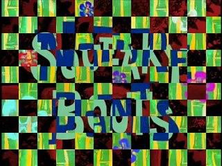 S1 - SpongeBob SquarePants Title Cards