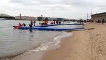 Magic-Float на Чемпионате Endurance Pneumatics по водно-моторному спорту в Санкт-Петербурге