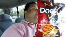 DORITOS® Locos Tacos Nacho Cheese Chips REVIEW!!