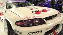 (HD)NISSAN SKYLINE BCNR33 GT-R FORMULA DRIFT 日産・スカイラインGT-R R33 - 東京オートサロン2016